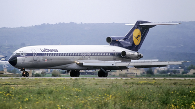 D-ABKD - Boeing 727-230(Adv) - Lufthansa