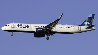 N950JT - Airbus A321-231 - jetBlue Airways
