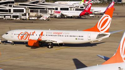 PR-GXQ - Boeing 737-8EH - GOL Linhas Aereas