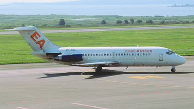 5Y-XXA - McDonnell Douglas DC-9-14 - East African Safari Air Express