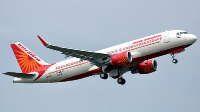 F-WWIF - Airbus A320-214 - Air India