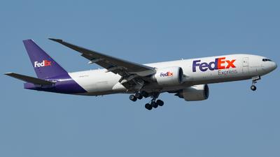 N877FD - Boeing 777-FS2 - FedEx