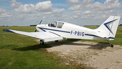F-PBIG - Jodel D140E Mousquetaire IV - Private