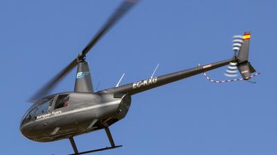 EC-KXG - Robinson R44 Raven II - European Flyers