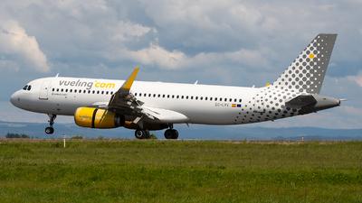 A picture of ECLVV - Airbus A320232 - Vueling - © Eduardo Seijo