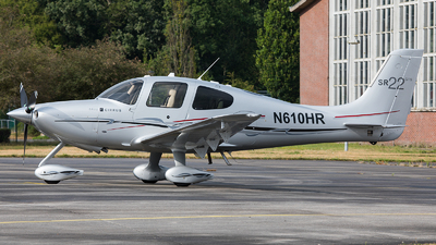 N610HR - Cirrus SR22-GTS - Private