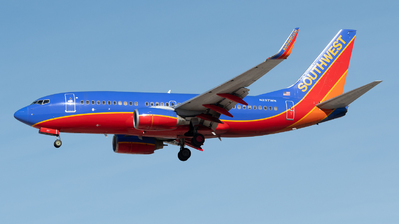 N297WN - Boeing 737-7H4 - Southwest Airlines