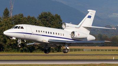 A picture of MM62244 - Dassault Falcon 900EX -  - © Borut