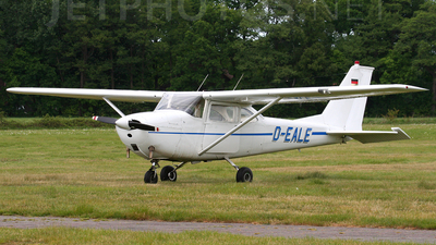 D-EALE - Reims-Cessna F172F Skyhawk - Private