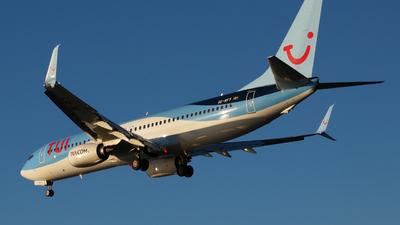 SE-RFY - Boeing 737-8K5 - TUI