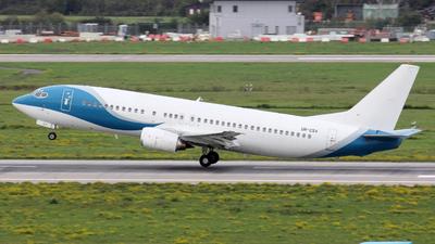 A picture of URCSV - Boeing 7374K5 - Jonika - © Christian Schürmann