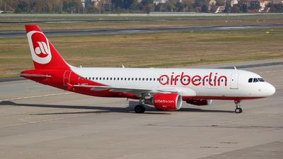D-ABFT - Airbus A320-214 - Air Berlin
