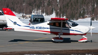 HB-KMH - Tecnam P2008JC - Private