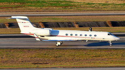 N662P - Gulfstream G550 - Phillips 66 Aviation