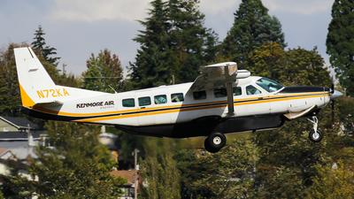 N72KA - Cessna 208B Grand Caravan - Kenmore Air