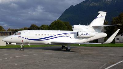 D-ABBA - Dassault Falcon 900EX - Eagle Aviation