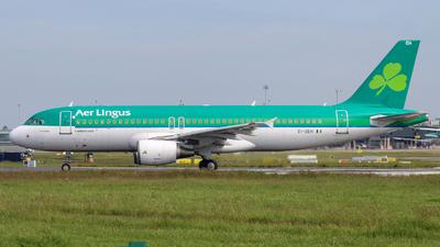 A picture of EIDEH - Airbus A320214 - Aer Lingus - © Pj Mackey