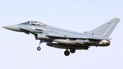 30-89 - Eurofighter Typhoon EF2000 - Germany - Air Force