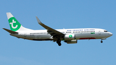PH-HSA - Boeing 737-8K2 - Sun Country Airlines (Transavia Airlines)