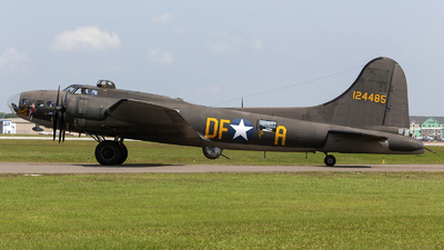 A picture of N3703G - Boeing B17G - [4483546A] - © Matheus Lima