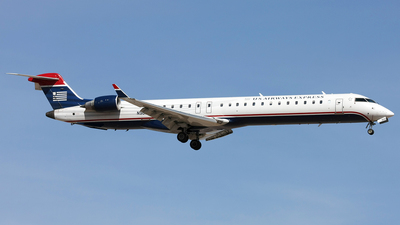 N905XJ - Bombardier CRJ-900LR - US Airways Express (Mesa Airlines)