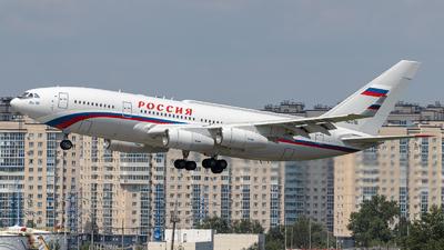 A picture of RA96016 - Ilyushin Il96300PU -  - © Vadim Shustrov