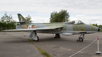 XG152 - Hawker Hunter F.6A - United Kingdom - Royal Air Force (RAF)