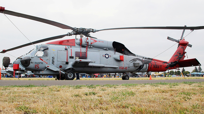 168101 - Sikorsky MH-60R Seahawk - United States - US Navy (USN)