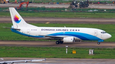 B-5046 - Boeing 737-341(SF) - Donghai Airlines