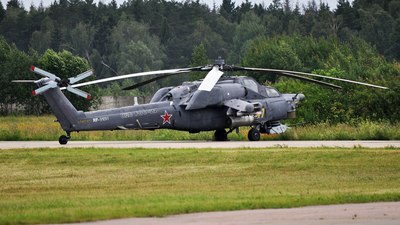 RF-91091 - Mil Mi-28N Havoc - Russia - Air Force