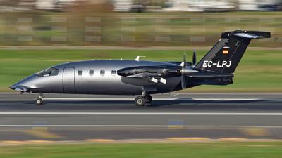 EC-LPJ - Piaggio P-180 Avanti II - Gestair Private Jets