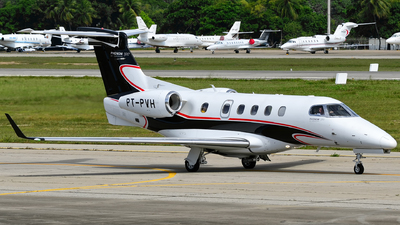 PT-PVH - Embraer 505 Phenom 300 - Private