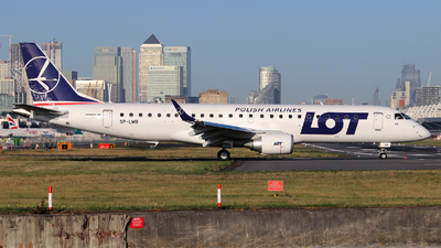 SP-LMB - Embraer 190-100STD - LOT Polish Airlines