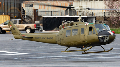 N75140 - Bell UH-1H Iroquois - The Friends of Army Aviation - Ozark