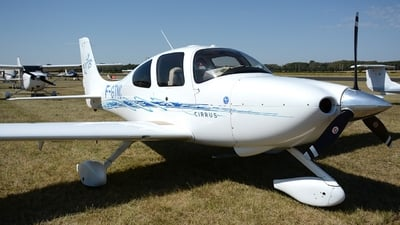 A picture of FGTNC - Cirrus SR20 - [1701] - © Xevi