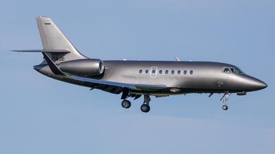 N714JB - Dassault Falcon 2000 - Private