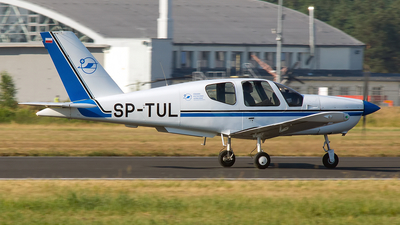 SP-TUL - Socata TB-9 Tampico Club - OKL - Aviation Training Centre of Rzeszow Technical University