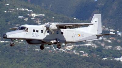 SY-010 - Dornier Do-228-201 - Seychelles - Air Force