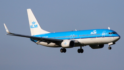 PH-BXM - Boeing 737-8K2 - KLM Royal Dutch Airlines
