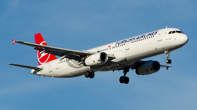 A picture of TCJRI - Airbus A321231 - Turkish Airlines - © Alp AKBOSTANCI