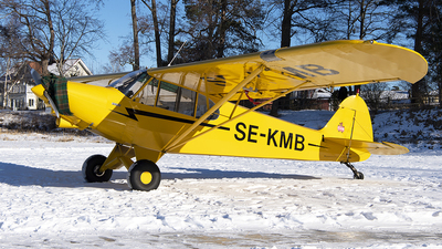 SE-KMB - Piper PA-18-150 Super Cub - Private