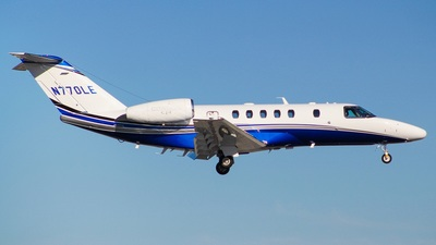 N770LE - Cessna 525 Citation CJ4 - Private