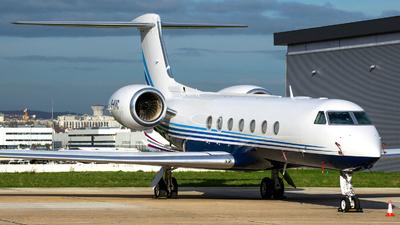B-KVC - Gulfstream G550 - Private