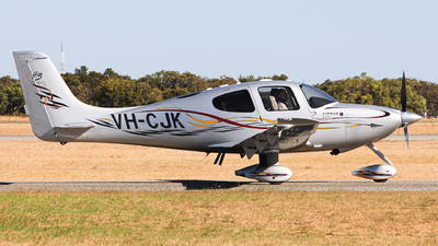 VH-CJK - Cirrus SR22-GTS G3 Turbo - Private