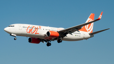 A picture of PRGXC - Boeing 7378EH - GOL Linhas Aereas - © Renan Araújo