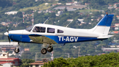 TI-AGV - Piper PA-28-151 Cherokee Warrior - Instituto de Aviacion CentroAmericano (IACA)