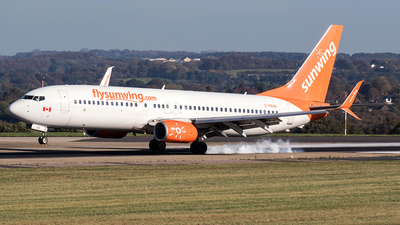 A picture of CFEAK - Boeing 73786Q - [30292] - © Charles Cunliffe