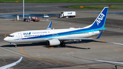 JA69AN - Boeing 737-881 - All Nippon Airways (ANA)