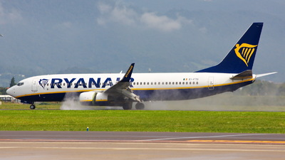 EI-FTD - Boeing 737-8AS - Ryanair - Flightradar24