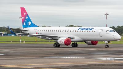 A picture of HBJVR - Embraer E190LR - [19000435] - © Jayden Laing
